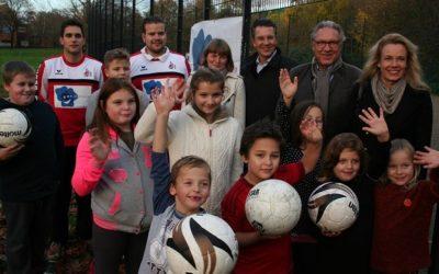 KIDsmiling-Fußballtraining