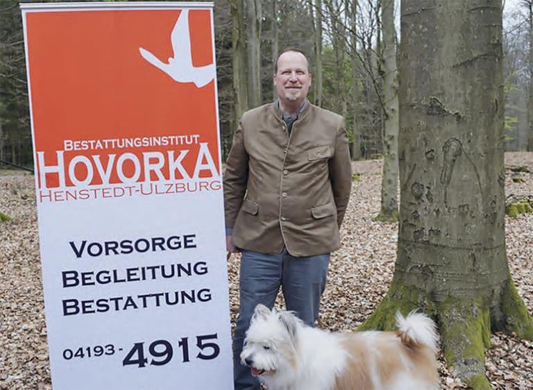Die BestattungsWelt im Gespräch mit Richard Hovorka, Bestatter aus Henstedt-Ulzburg
