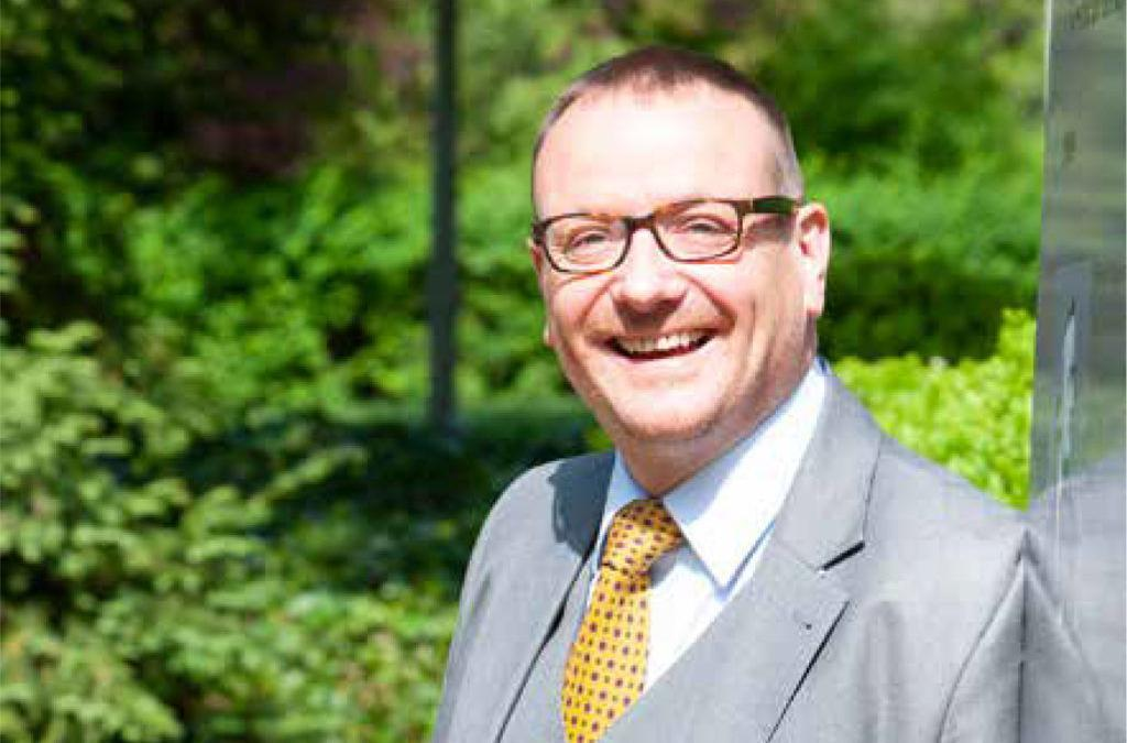 Alexander F. Christ aus Bayreuth spricht über Factoring für Bestatter