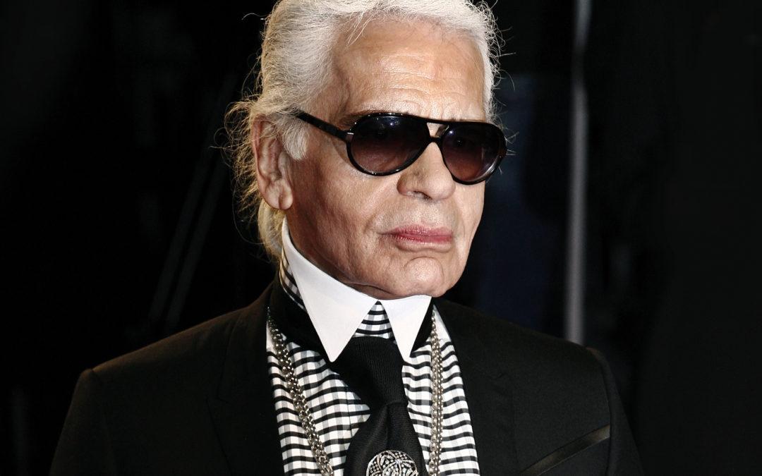 Beerdigung von Karl Lagerfeld