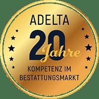 Seit zwanzig Jahren bietet ADELTA Factoring für den Bestattungsmarkt.