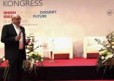 Hans-Joachim Frenz, Direktor Vertrieb Bestattungsmarkt der ADELTA.FINANZ AG. ADELTA bietet Factoring für Bestatter und ist regelmäßig auf Fachmessen anzutreffen.